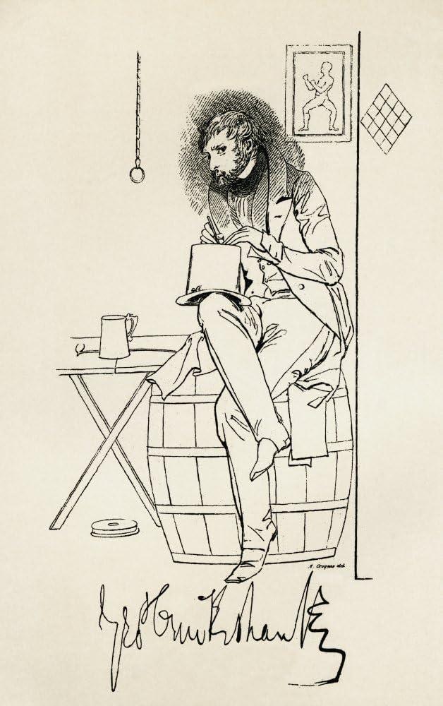 Posterazzi Ultra-Cheap Deals George Cruikshank 1792 Poster 24 38 x Ranking TOP6 Print