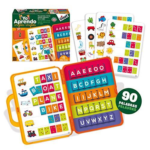 Diset 200749 - koffer voor het leren Engels