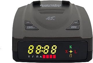 YHMY Radar Detectors Pro960 Radar Detector Signature GPS Antiradar Detector LED 2 IN1 with Car Anti Police Speed Alarm Alerts photo