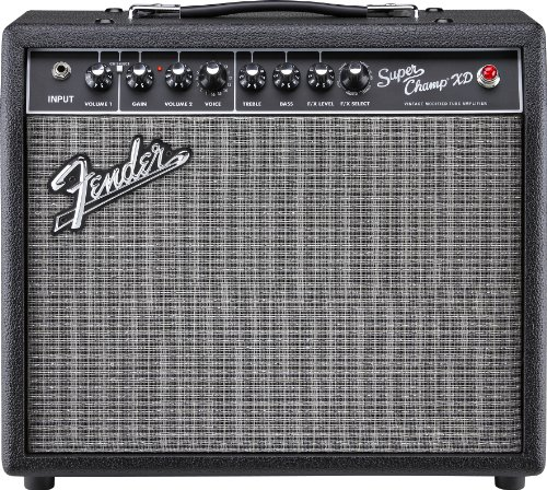 Our Recommendation: Fender Super Champ XD