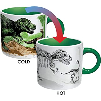 Jurassic World T Rex 3D Mug Shaped NEW