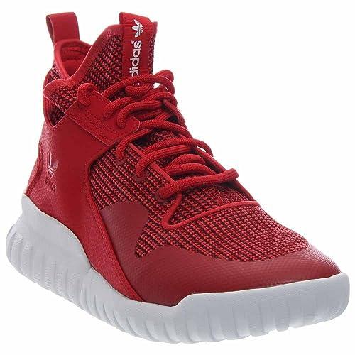 af6fe347ce74 adidas Men s Tubular X Red S77842