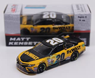 Lionel Racing Matt Kenseth 2017 Homestead-Miami Dewalt Raced Version NASCAR Diecast 1:64 Scale