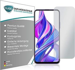 Slabo 4 x skärmskydd för Honor 9X | 9X Pro | Huawei P Smart Pro | P Smart Z | Y9 Prime 2019 displayfilm skyddsfolie folie ...