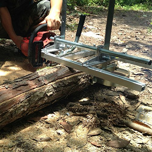 HiHydro Portable Chainsaw Mill Planking Milling from 14