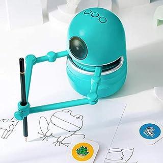 CBPE Smart Art Drawing Robots, peut apprendre aux enfants à dessiner pas à pas et possède 80 scènes de peinture, apprentis...