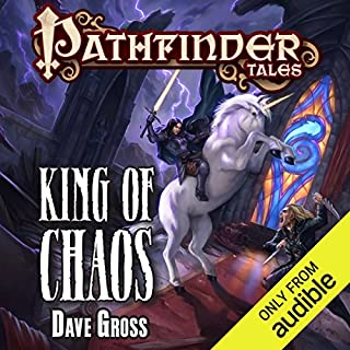 King of Chaos audiobook cover art