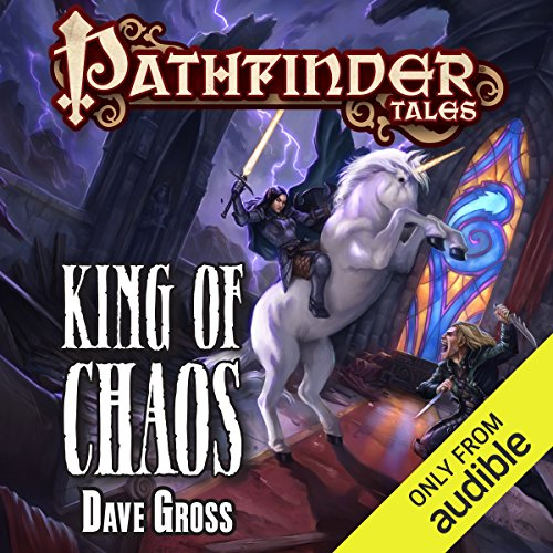 King of Chaos                   By:                                                                                                                                 Dave Gross                               Narrated by:                                                                                                                                 Paul Boehmer                      Length: 11 hrs and 34 mins     144 ratings     Overall 4.6