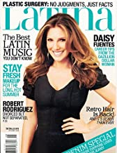 Latina Magazine August 2009 Daisy Fuentes Cover
