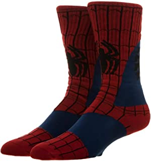 Ultimate Spider man Crew Socks