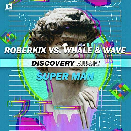Roberkix, Whale & Wave