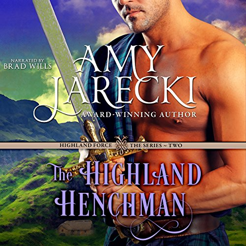 The Highland Henchman  cover art