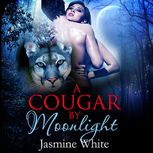A Cougar By Moonlight audiobook cover art