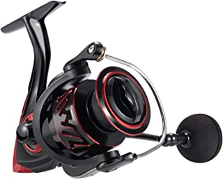 Piscifun Honor XT Fishing Reel - New Spinning Reel - 5.2:1, 6.2:1 High Speed Gear Ratio - 10+1 Stainless Steel Bearings - ...