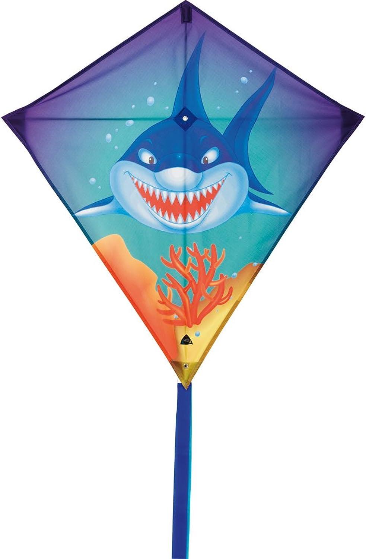 HQ Kites Eddy Sharky 27  Diamond Kite