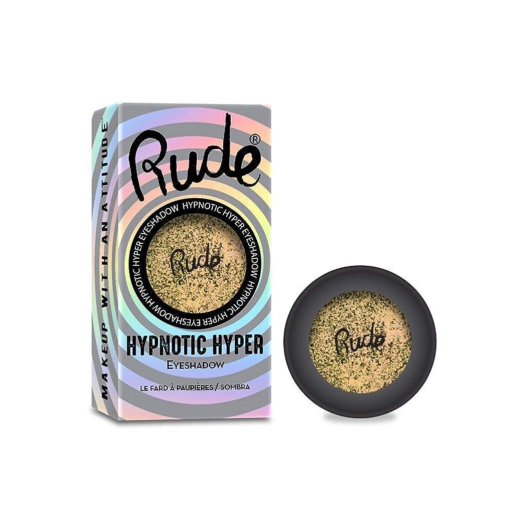 不測の事態ショッキング変色するRUDE Hypnotic Hyper Duo Chrome Eyeshadow - State of Mind (並行輸入品)
