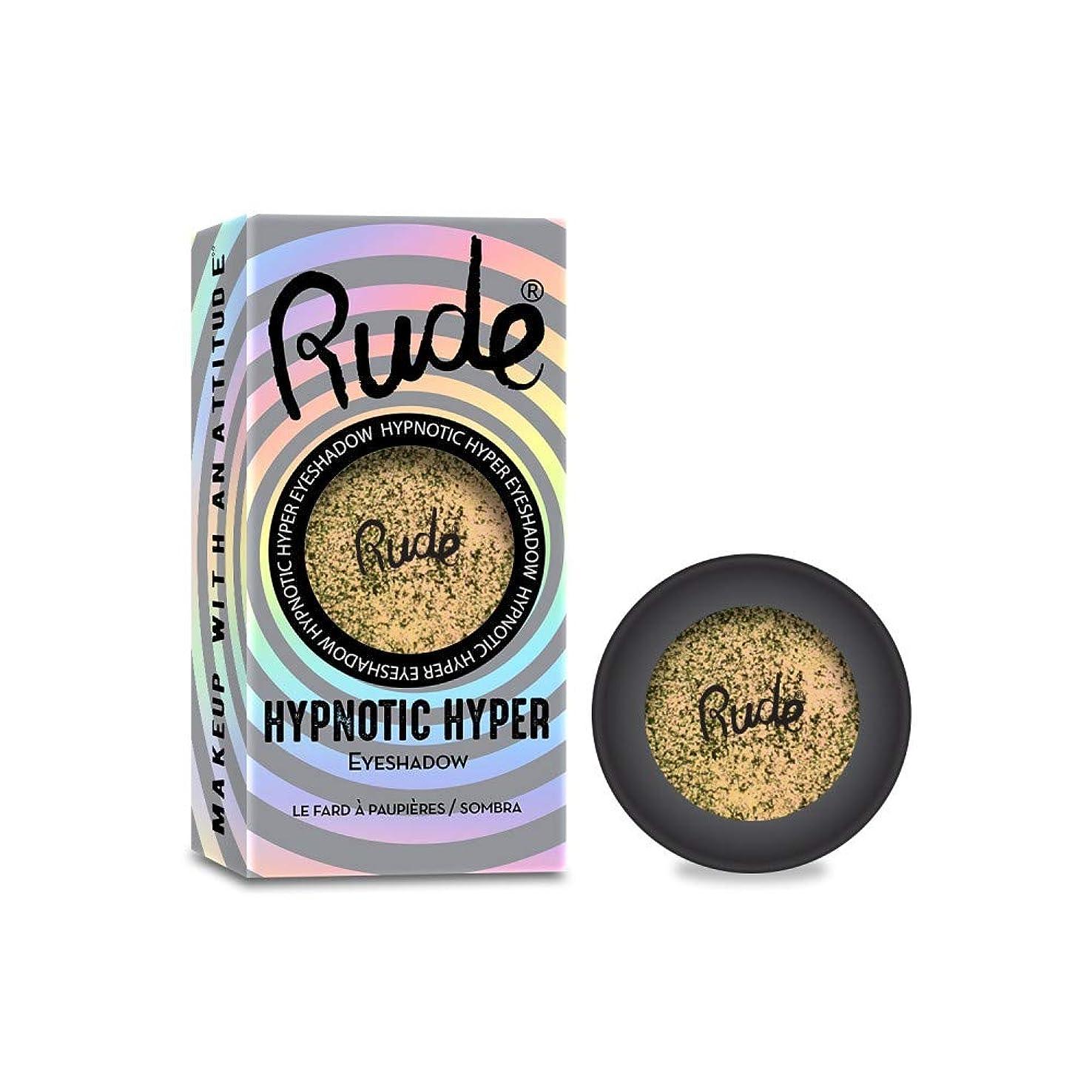 インポート信じられないインポートRUDE Hypnotic Hyper Duo Chrome Eyeshadow - State of Mind (並行輸入品)