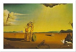 ملصق فني مطبوع مقاس 24×31 مطبوع عليه La Femme Nue Dans Desert من Buyartforless