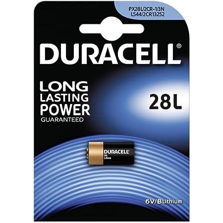 Foto Batterie Duracell Typ 28l 1er Blister Lithium 6v Elektronik