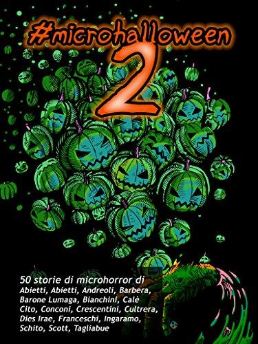 #microhalloween2 (Italian Edition)