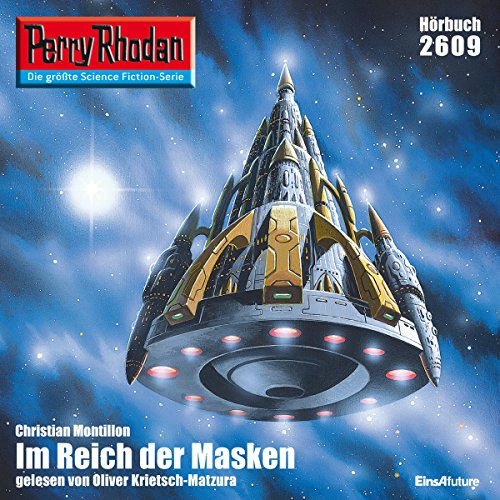 Im Reich der Masken (Perry Rhodan 2609) Titelbild