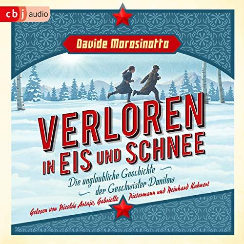 Verloren in Eis und Schnee audiobook cover art