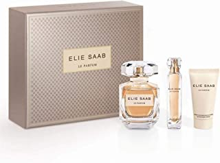 Le Parfum Intense by Elie Saab for women Gift set (EDP 90 ml, EDP 10ml, Body Lotion 30ml)