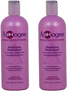 "ApHogee Balancing Moisturizer 16oz""Pack of 2"""