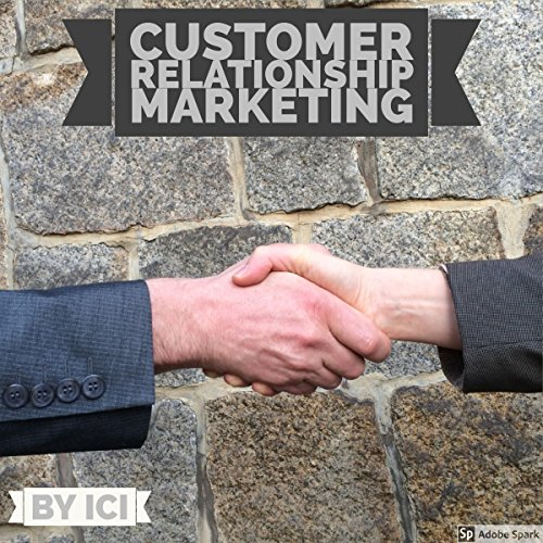 Customer Relationship Marketing cover art