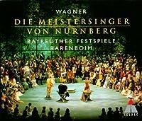 Wagner: Die Meistersinger von Nurnberg / Barenboim (2000-09-05)