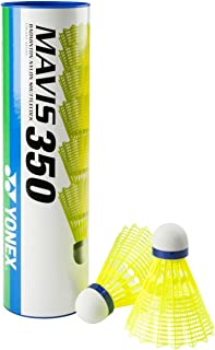 Best yonex mavis 350 plastic shuttle Reviews