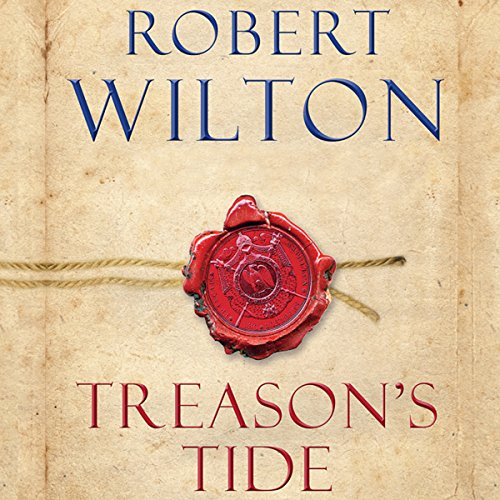 Treason's Tide audiobook cover art