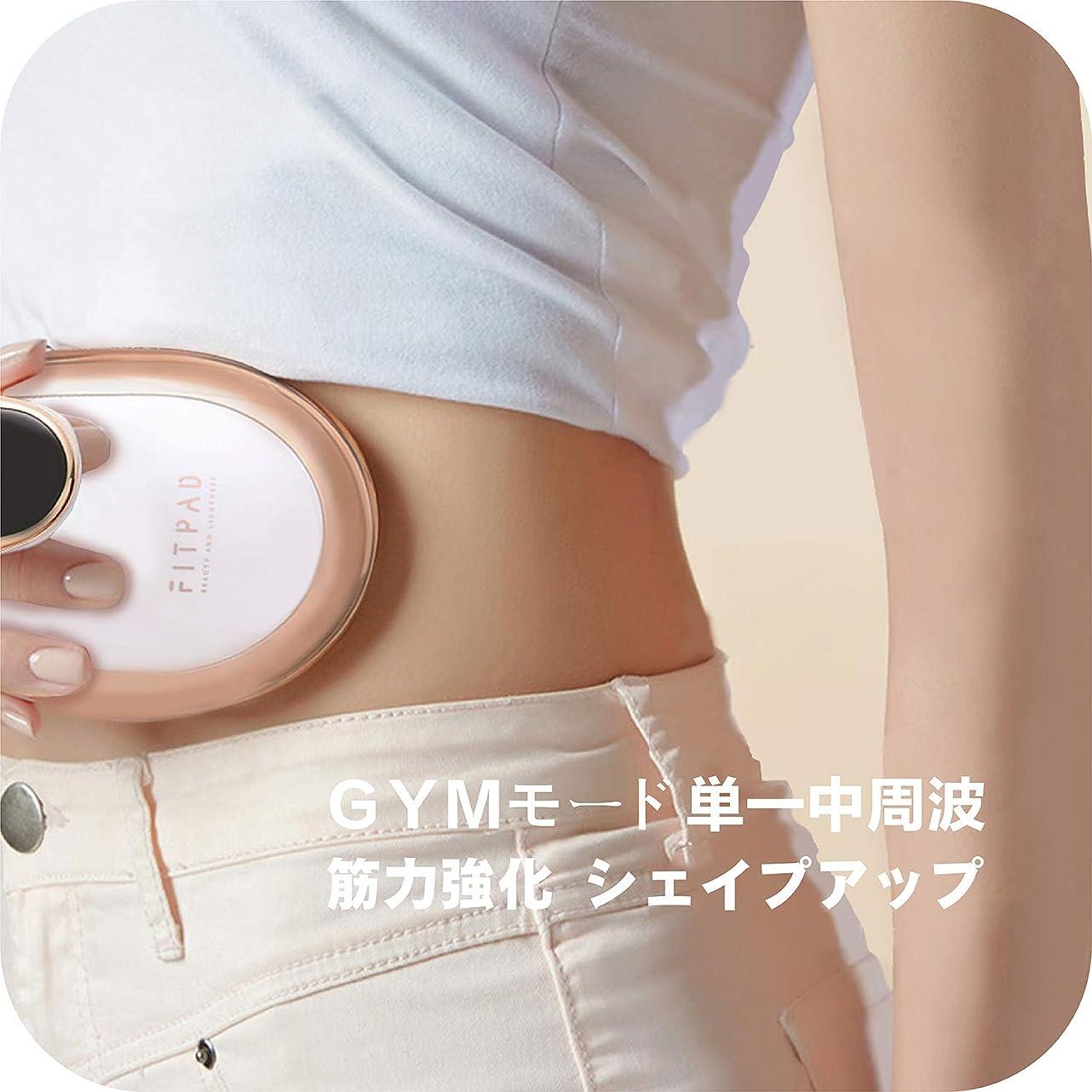 結晶保証第キャビテーション セルライト除去 美容器 マッサージ器 複合中周波EMS 強力キャビテーション シェイプアップ 家庭用 痩身 運動機器 健康機械 男女兼用