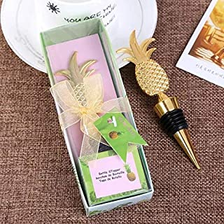 champagne pineapple gift