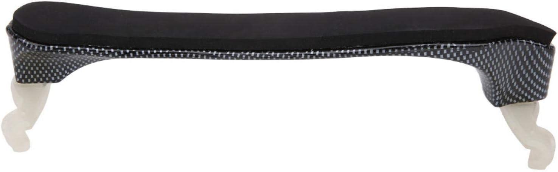 Durable Fine Workmanship Adjustable Black 4 Rest Shoulder Violin Sale Super special price special price