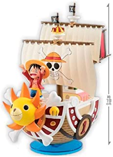 Banpresto-81318 One Piece Mega World Collectable Figure Especial T, (81318P)