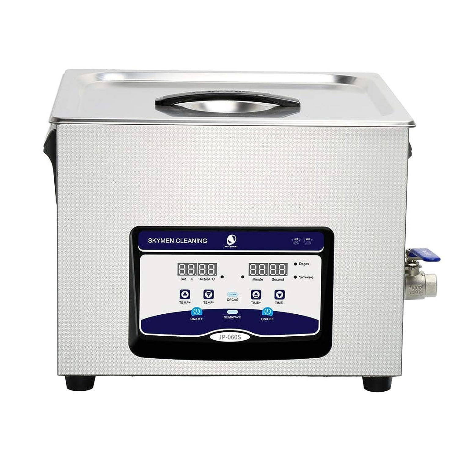 あえぎと組む比較的SKYMEN 超音波洗浄機超音波クリーナー超音波洗浄器ソニックウェーブ洗浄機(JP-060S 360W)