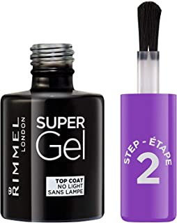 Rimmel London Super Gel Top Coat Tono Top Coat 12 ml