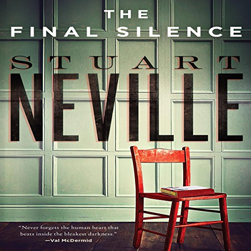 The Final Silence audiobook cover art