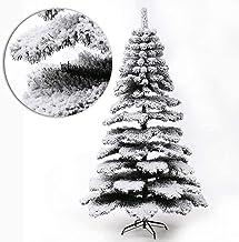 Kerstboom kunstmatige Winter Boom Decoraties Xmas Bomen Kunstmatige Metalen Stand Kunstmatige Sneeuw Flocked Kerstboom Maj...