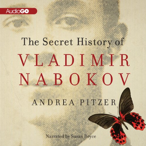 The Secret History of Vladimir Nabokov cover art