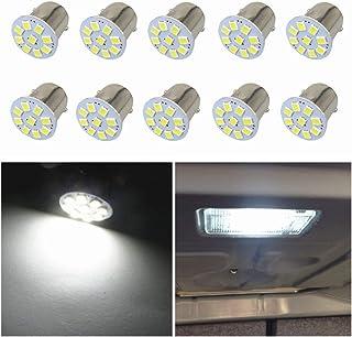 semi-rimorchio portone. colore: Blu Aerzetix: 2 lampadine da 24V P21W R10W R5W 18LED SMD per camion porta di garage
