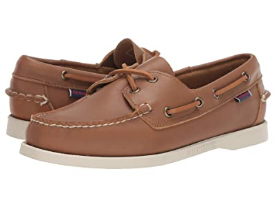 Sebago Dockside Portland (Brown/Tan) Women