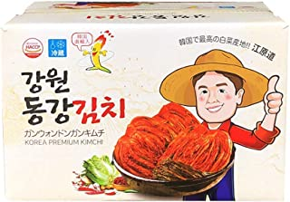 江原道ドンガンキムチ 5kg 業務用 酸味有り 韓国産キムチ 白菜キムチ ポギキムチ