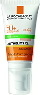 La Roche Posay Anthelios XL Gel Crema Antibrillos Tacto Seco Con Color SPF50+ 50ml