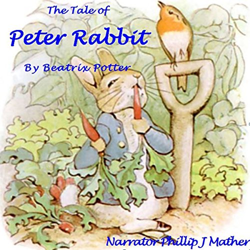 The Tale of Peter Rabbit cover art