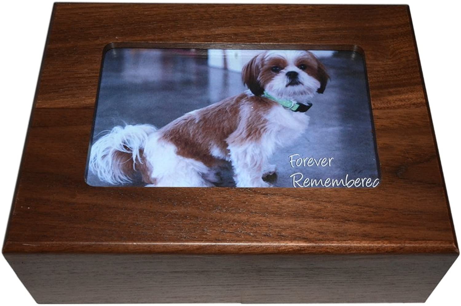 Imagine This Pet Urn Picture Frame Box, 8 by 6 by 2.75Inch