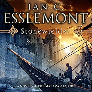 Stonewielder     Novels of the Malazan Empire, Book 3              Auteur(s):                                                                                                                                 Ian C. Esslemont                               Narrateur(s):                                                                                                                                 John Banks                      Durée: 26 h et 43 min     6 évaluations     Au global 4,8