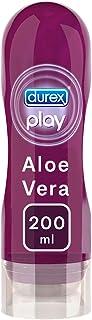 Durex Massage Olie en Glijmiddel 2-in-1 - Aloë Vera - waterbasis - 200ML