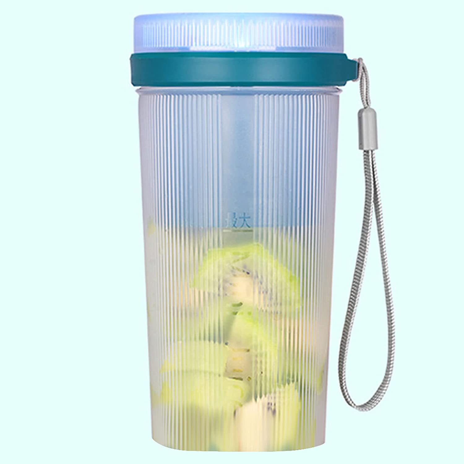 Portable Blender Spring new work Max 62% OFF one after another Mini Handheld Mi Fruit Shakes Smoothie